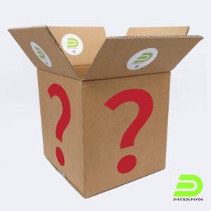 Discgolf Mysterybox von Discgolf4you - lasse dich überraschen