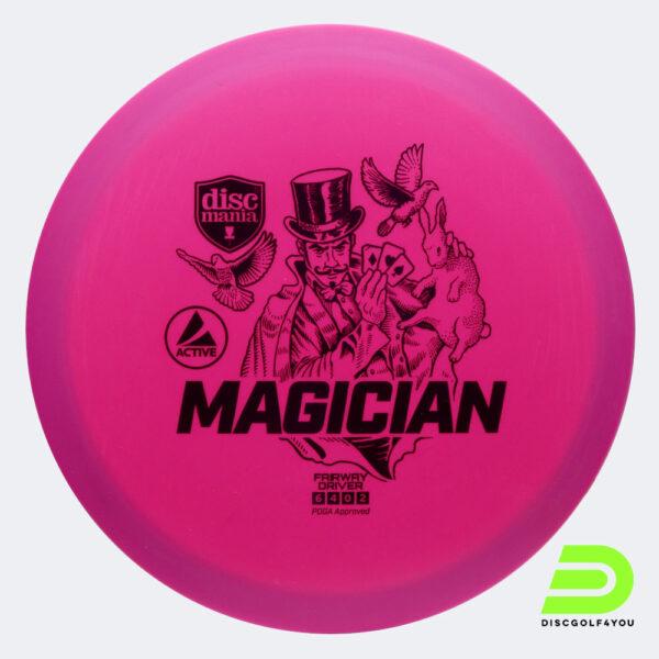 Discamania Magician Active in rosa