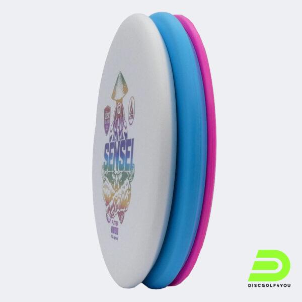 Discmania Starterset in Active Plastik ohne Karton