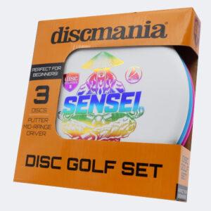 Discmania Starterset Active im Karton