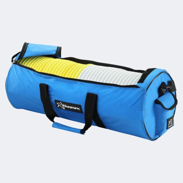Prodigy Practice Bag V2 in blau Schrägansicht