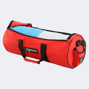 Prodigy Practice Bag V2 in rot Schrägansicht