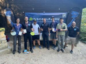 Siegerbild Doubles Wiener Landesmeisterschaften 2021