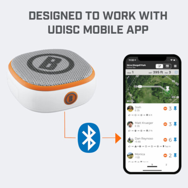 Bushnell Disc Jockey Bluetooth Speaker UDisc