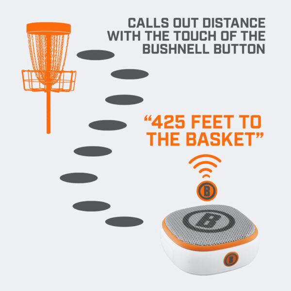 Bushnell Disc Jockey Bluetooth Speaker Distanz