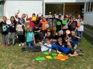 Schulprojekt SMS Schwechat Disc Golf